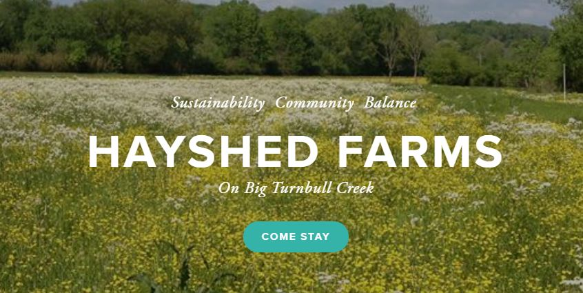 4th Annual Holiday Market at Hayshed Farms