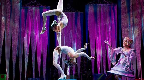 Cirque Dreams Holidaze – Back by Popular Demand at Opryland