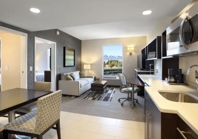Home2 Suites and Fairfield Inn at One Bellevue Place
