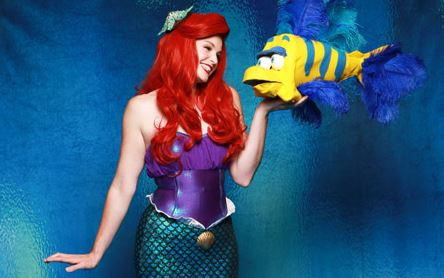 Nashville Children's Theater- Disney's The Little Mermaid