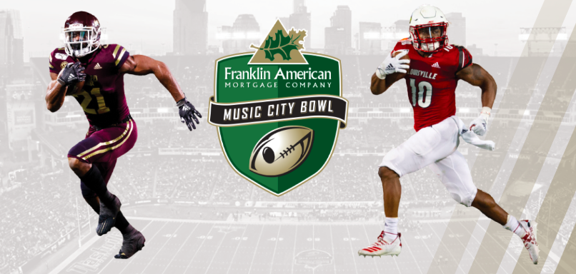 Cards-Dawgs tangle in Music City Bowl