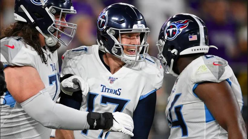 Titans Topple Ravens