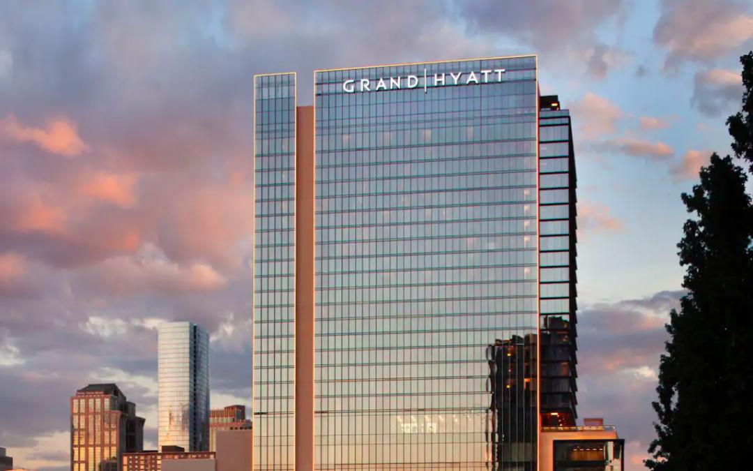 Grand Hyatt Nashville tops list of Nation's 10Best New Hotels