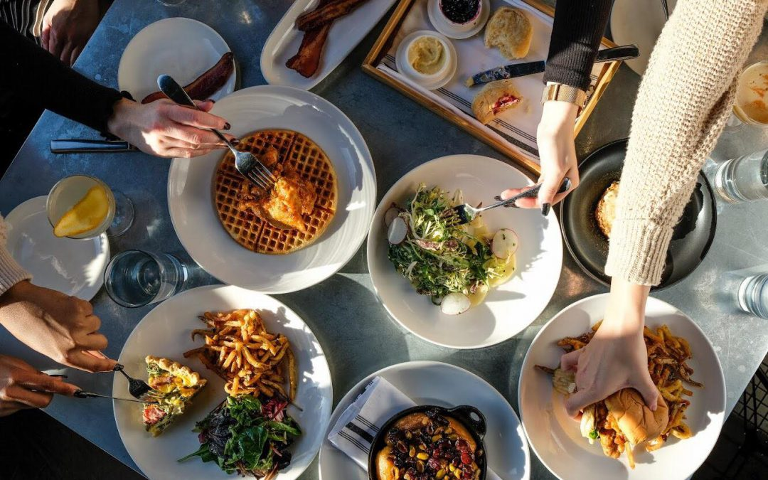 Easter Eats: Your Guide to Easter Brunch. And then some!