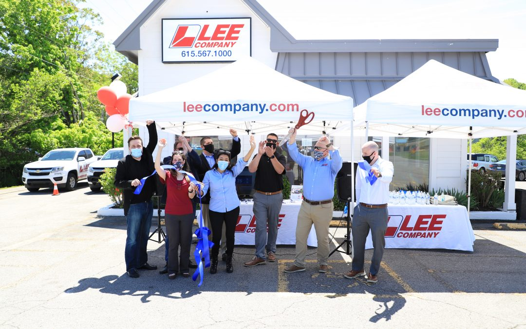 Lee Company Opens New Office on Old Harding Pike