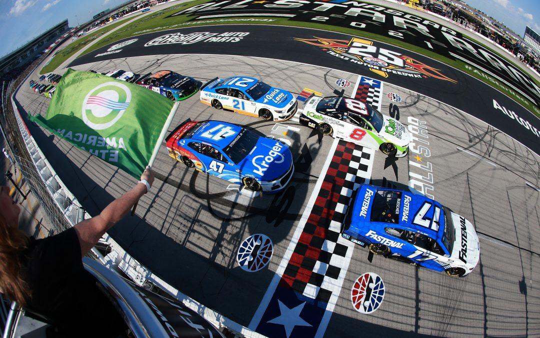 NASCAR CUP SERIES RETURNS TO NASHVILLE