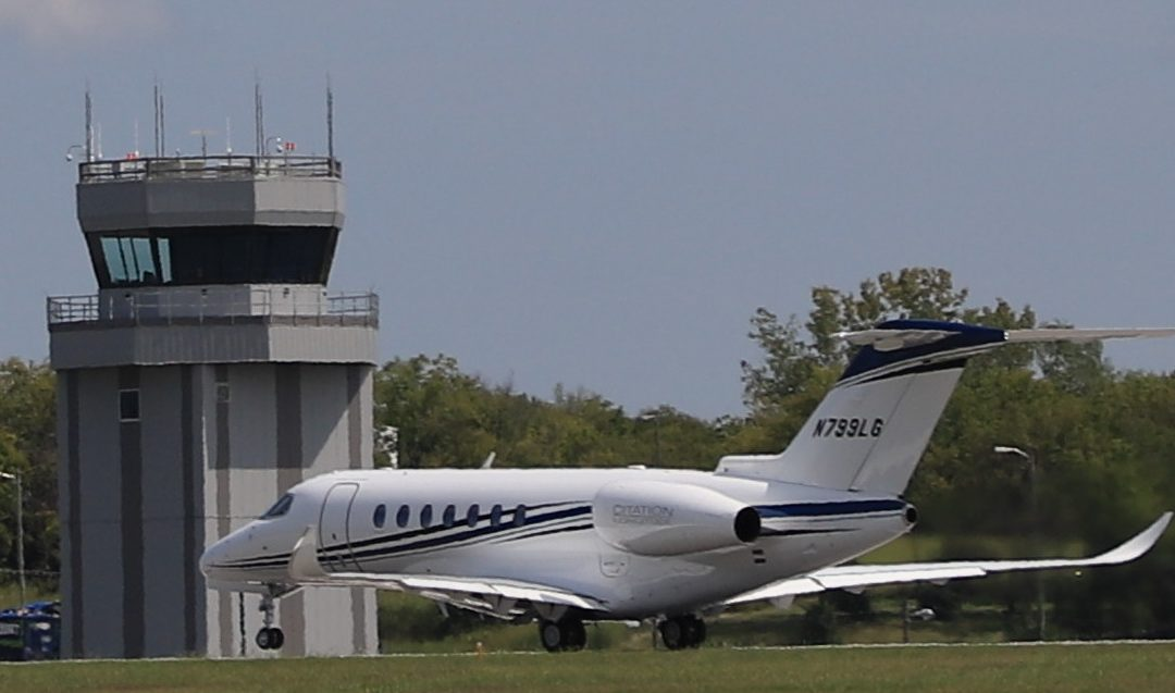 Tune Up: New Tower Opens at John C. Tune Airport